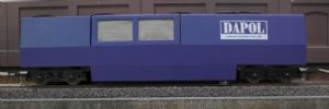 Dapol B800 Track Cleaning Unit